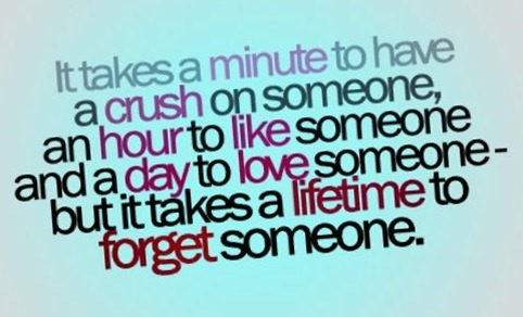 it takes a minute