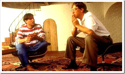 Steve Jobs and Bill Gates HeartbeatLoveQuotes.com